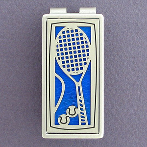 Tennis Money Clips