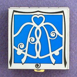 Wedding Bells Pill Box