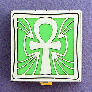 Ankh Eternal Life Pill Box