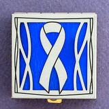 Awareness Ribbon Pill Box