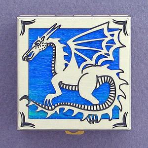 Dragon Pill Box