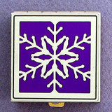 Snowflake Pill Box