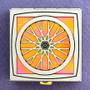 Bike Wheel Pill Box