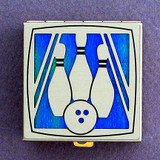 Bowling Pill Box