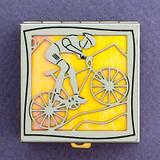 Mountain Bike Pill Box