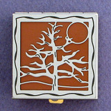 Tree of Life Pill Box