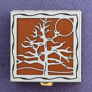 Tree of Life Pill Box