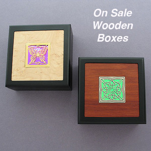 Discount Wooden Boxes