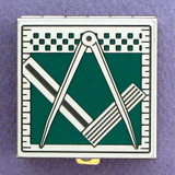 Masonic Pill Box