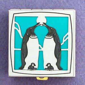 Penguin Pill Box