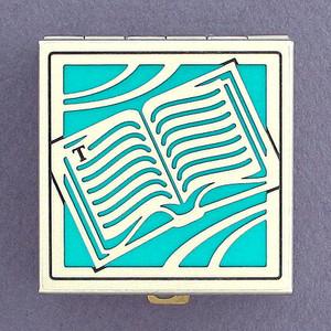 Holy Quran Pill Box