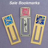 Metal Bookmarks on Sale