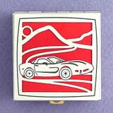Sports Car Pill Box