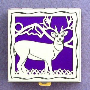 Deer Hunter Pill Box