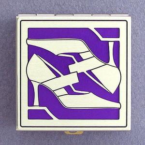 Shoe Pill Box