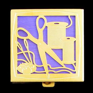Sewing Pill Box