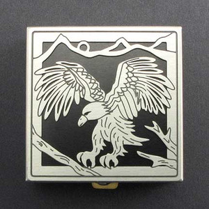 Eagle Pill Box