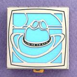 Cowboy Hat Pill Box
