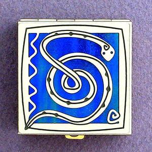 Snake Pill Box