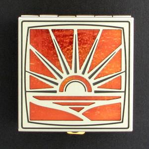 Sunset Pill Box