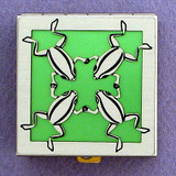 Frog Pill Box