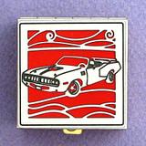 Classic Car Pill Box