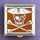 Pirate Pill Boxes