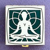 Yoga Meditation Pill Box