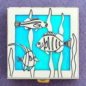 Tropical Fish Pill Box