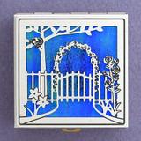 Spring Garden Pill Box