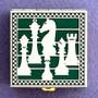 Chess Player Pill Box