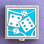 Roll of the Dice Pill Box