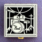 Drum Pill Box