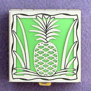 Pineapple Pill Box