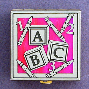 Preschool Teacher Pill Box