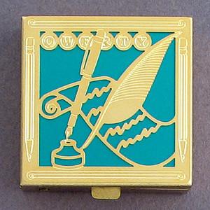Writing Tools Pill Box