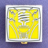 CFL Light Bulbs Pill Boxes