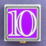 Number 10 Pill Boxes