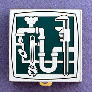 Plumber Pill Boxes