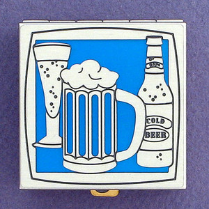 Beer Pill Boxes