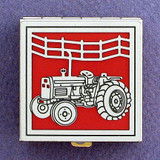 Farm Tractor Pill Boxes