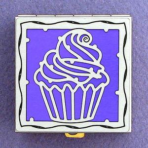 Cupcake Pill Boxes