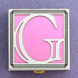 Monogram G Pill Box