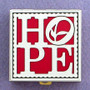 Hope Symbol Pill Box