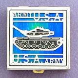 Military Tank Pill Box