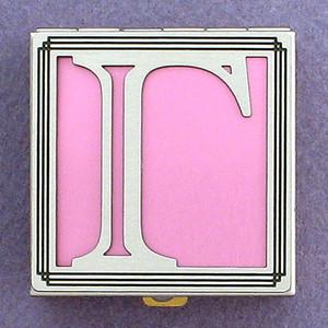 Greek Letter Gamma Pill Box