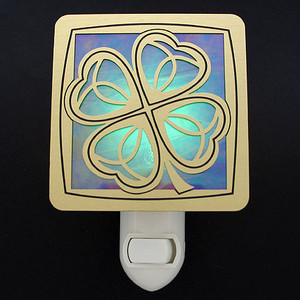 Four Leaf Clover Night Light