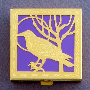 Raven Pill Box