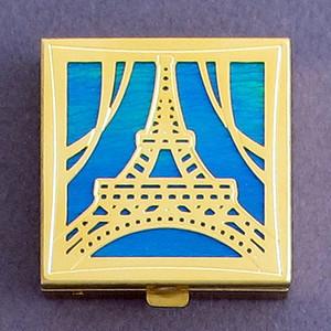 Eiffel Tower Pill Box