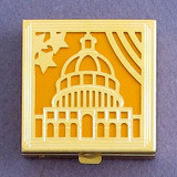 Capitol Building Pill Cases